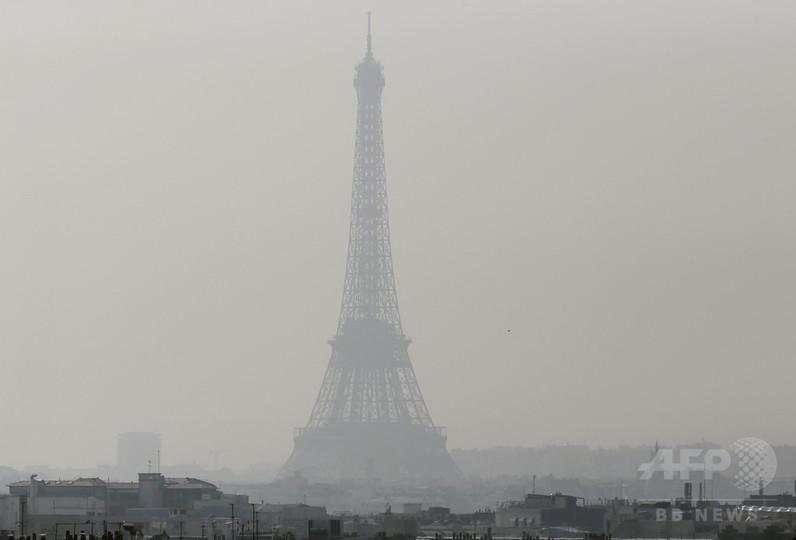 欧州都市部、大気汚染関連で年間46万7000人が早死に