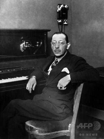 100年行方不明のストラビンスキー作品、露音楽院で発見