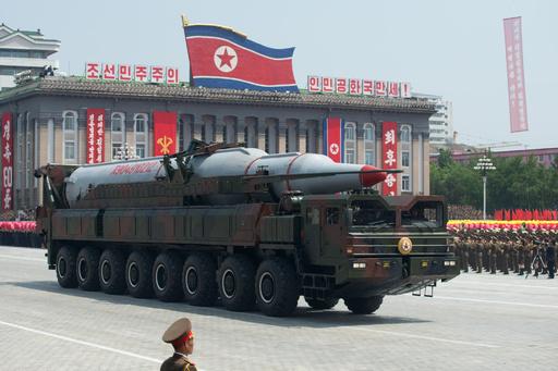 北朝鮮、弾道ミサイル2発を日本海に発射