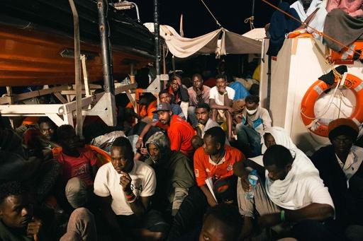 EU加盟6か国、マルタ沖で足止めの移民を数十人ずつ受け入れへ