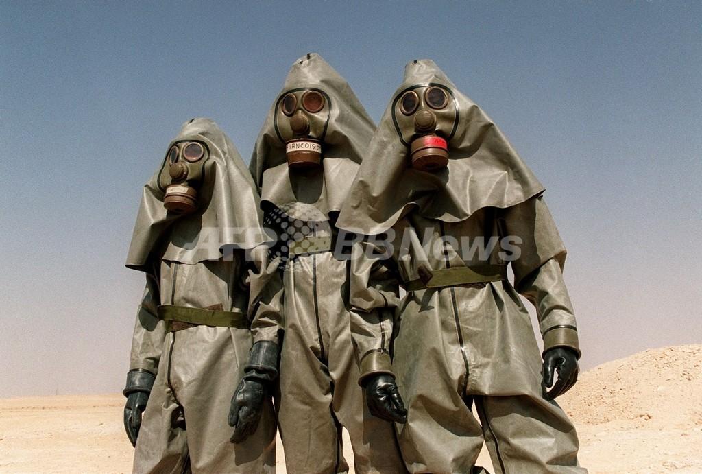 「湾岸戦争症候群は実在する」、米議会諮問委員会
