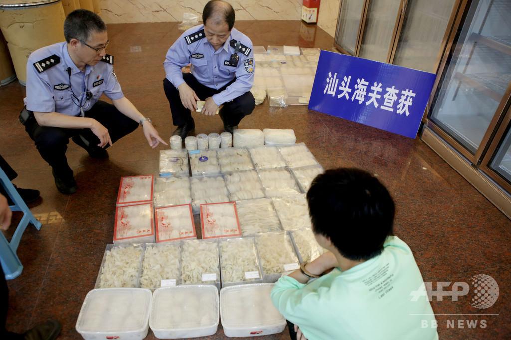 石油からツバメの巣まで、1万件以上の密輸を摘発 中国・広東省