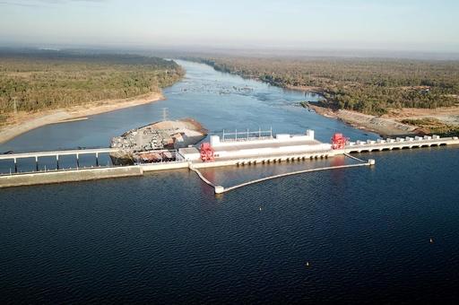 カンボジア最大級の水力発電ダムが操業開始、中国・ベトナムが出資