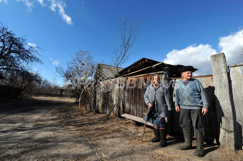 チェルノブイリ立ち入り禁止区域、「ゾーン」の今 大事故から25年