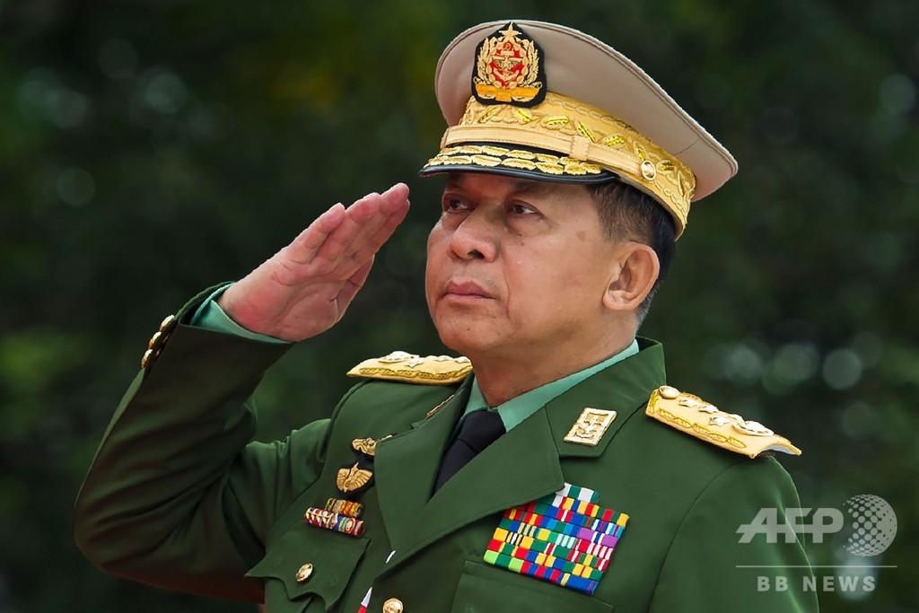 ロヒンギャ問題、「国連に干渉の権利なし」とミャンマー軍司令官