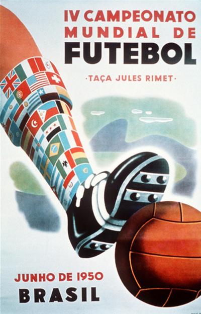 1950年サッカーW杯ブラジル大会のトリビア