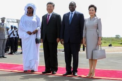 中国の習主席がセネガル訪問、貿易協定締結