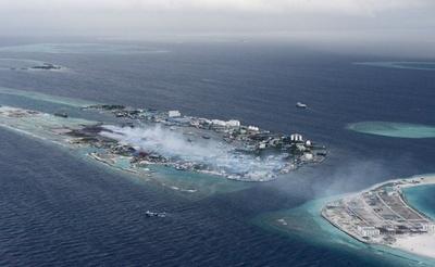 「地上の楽園」が抱える「毒の爆弾」、モルディブのゴミの島