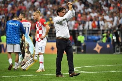 クロアチアのダリッチ監督、PK判定の不運嘆く