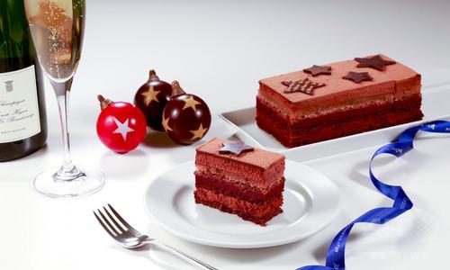 「ジャン=ポール・エヴァン」冷凍配送クリスマスケーキ、オンライン限定で発売