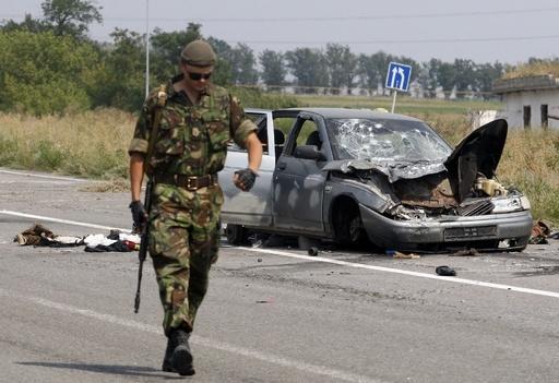 ロシア、ウクライナ東部に人道支援部隊派遣の意向 欧米は警戒