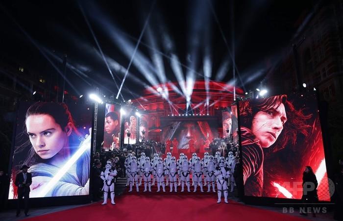 スター・ウォーズ最新作、公開3週間で世界興収1100億円超に