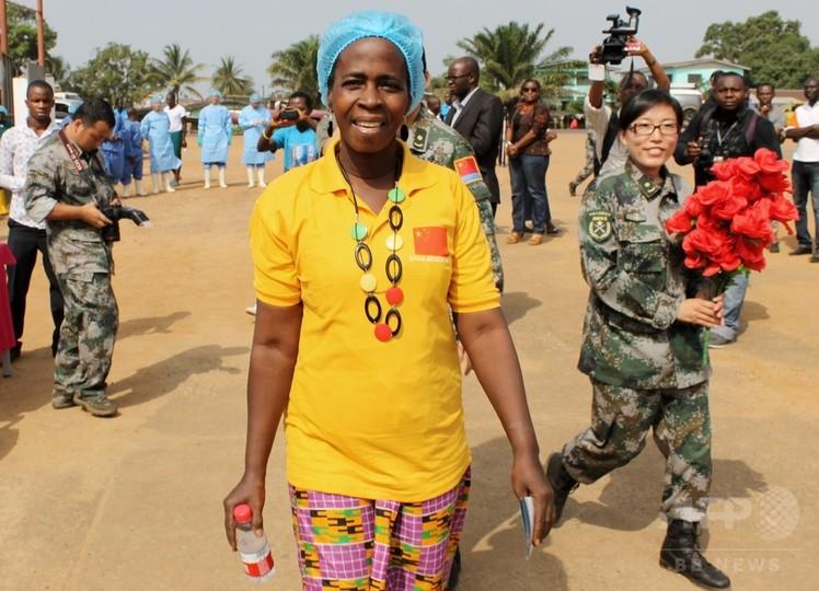 リベリア、最後のエボラ患者が退院 週間新規患者9か月ぶりにゼロ
