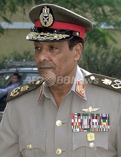 エジプト軍のタンタウィ最高評議会議長とは