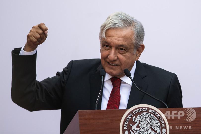メキシコ大統領、スペインに植民地支配の「暴虐」への謝罪を要求
