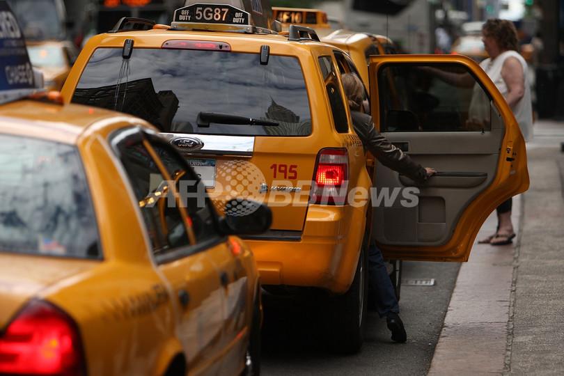 タクシーに置き忘れた5600万円の楽器、GPSで無事発見