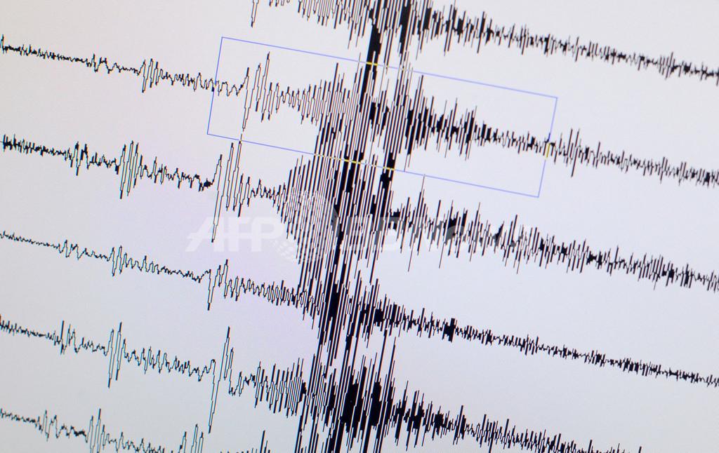 巨大地震で火山が沈降、噴火への影響は不明 日本とチリ