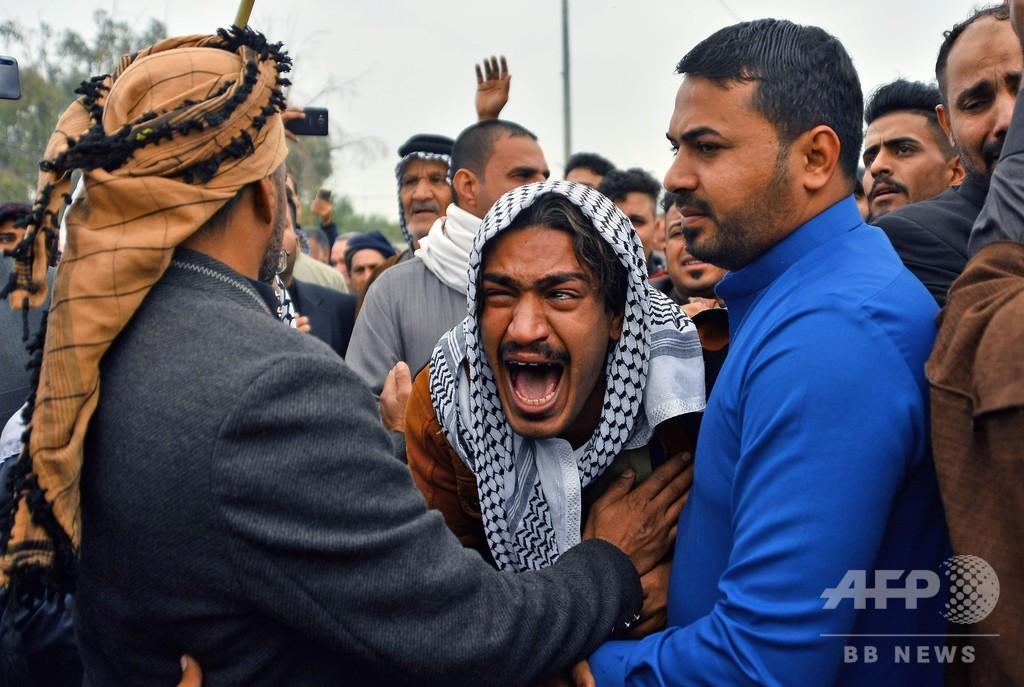 イラク首相が辞意表明 反政府デモで大量の死傷者