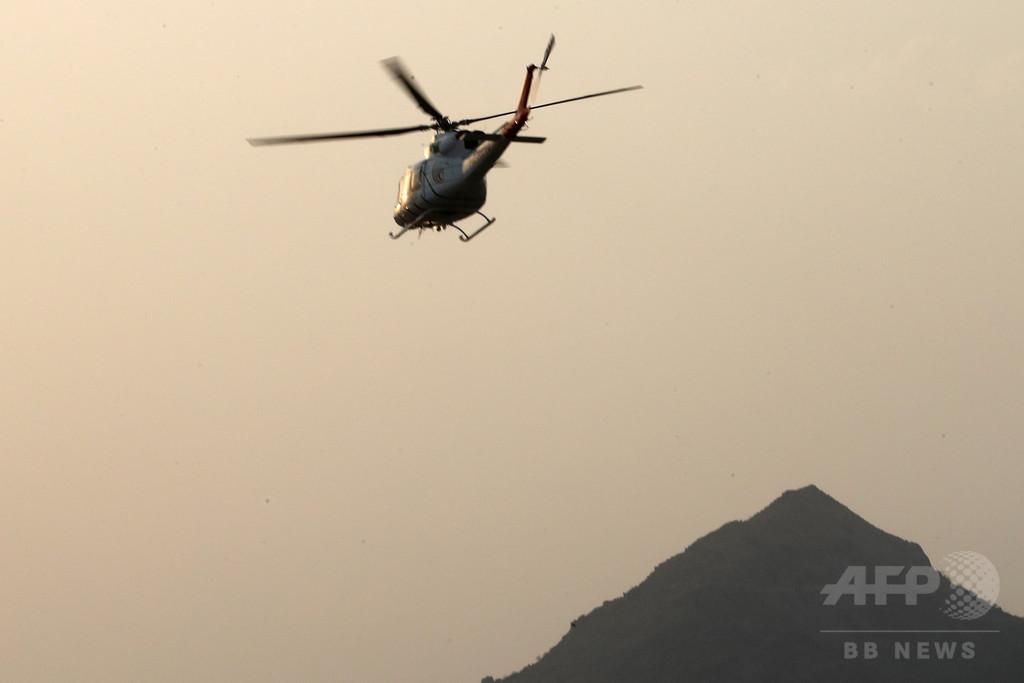 サウジ王子、ヘリ墜落で死亡 対イエメン国境付近