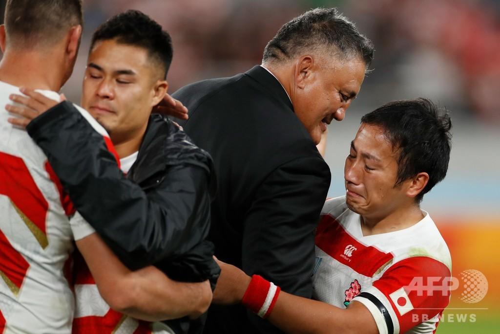 【写真特集】10月20日のラグビーW杯日本大会