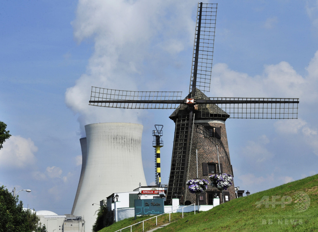 ベルギーのドール原発1号機が自動停止、再稼働からわずか3日