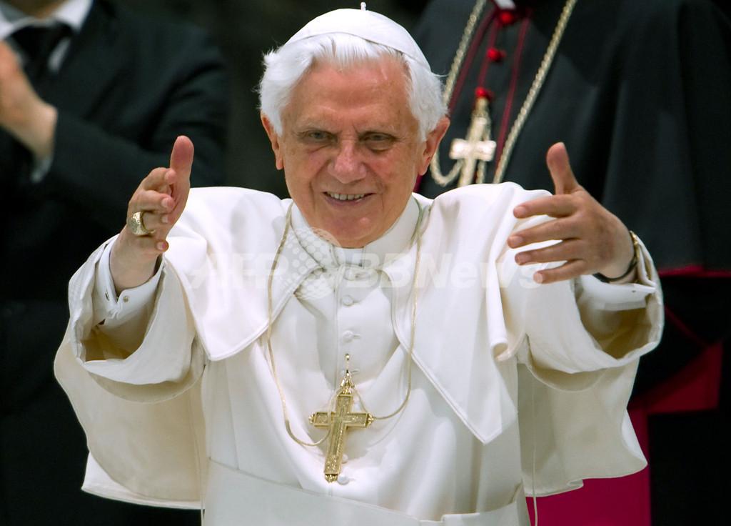 「法王印のコンドーム」!?公式文書の提案で英外務省が陳謝