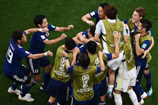 【写真特集】W杯ベスト16の西野ジャパン、ロシア大会の激闘振り返る