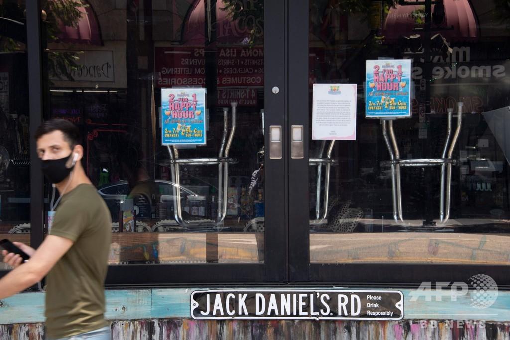 米加州、ロスなどで店内飲食禁止 コロナ拡大で
