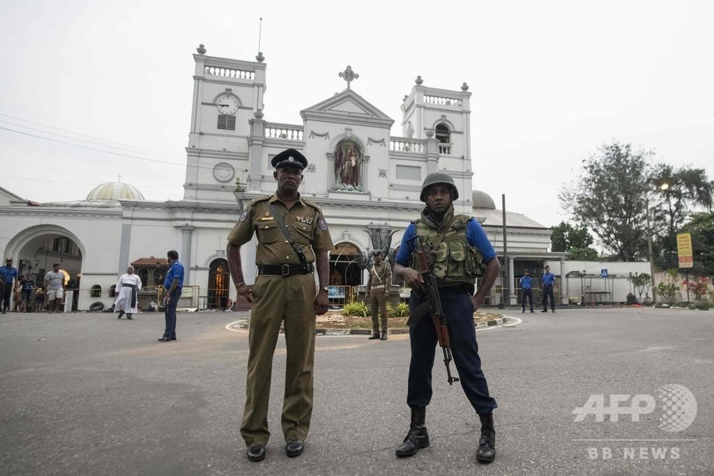 スリランカ行きは再考を 米国務省が渡航の危険レベル引き上げ