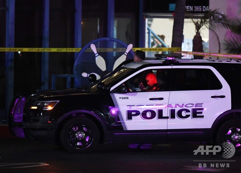 米LA近郊で銃撃事件、3人死亡