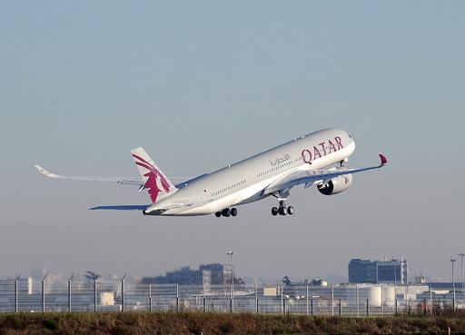カタール航空、イスラム7か国乗客を米国へ 大統領令差し止め受け