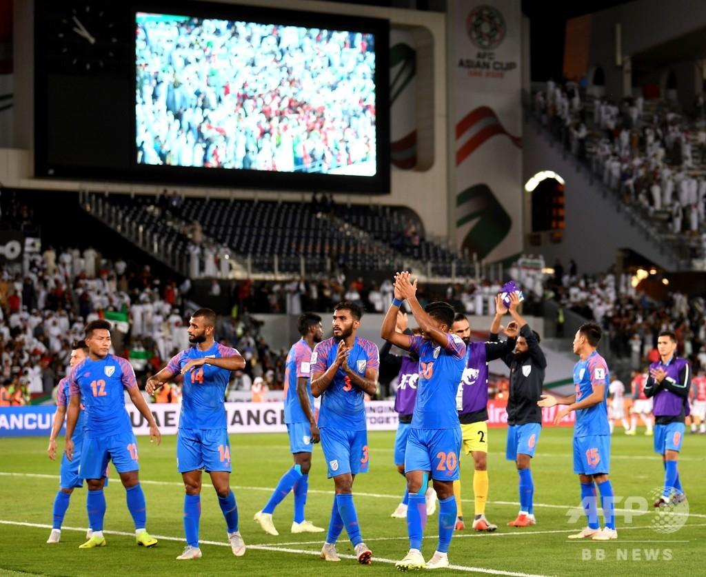 開催国UAEがインド下し初勝利、連勝のヨルダンは16強一番乗り
