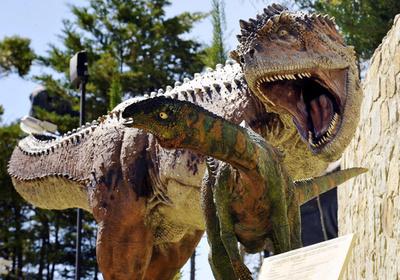 直径1.2メートルの恐竜足跡、ボリビアで発見