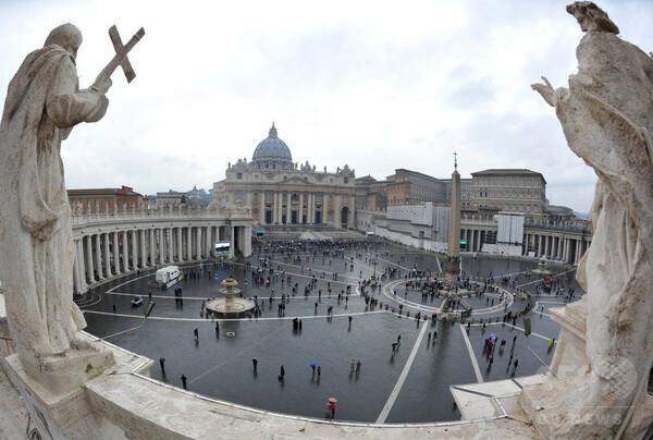バチカン、同性愛者らに歩み寄りの姿勢 司教会議で「激震」の提案