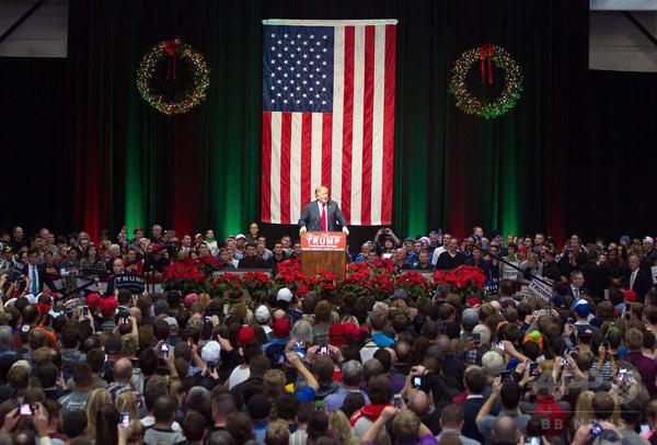 「恥ずかしい」が50%=「トランプ大統領」なら-米世論調査