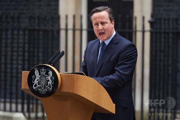 EU離脱か残留か、英で6月23日に国民投票 世論は二分