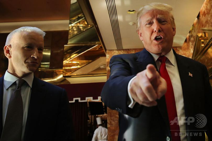 米大統領選、話題さらう「放言家」トランプ氏