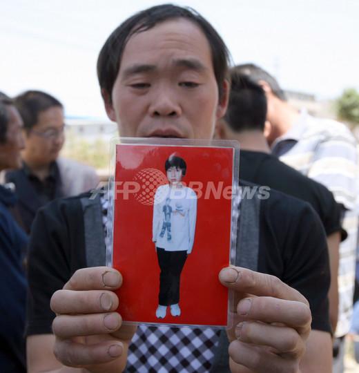 連続殺人事件で「食人魔」逮捕か、一部販売も 中国