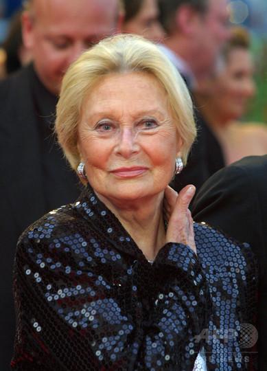 仏大女優ミシェル・モルガンさん死去 「映画界で最も美しい瞳」
