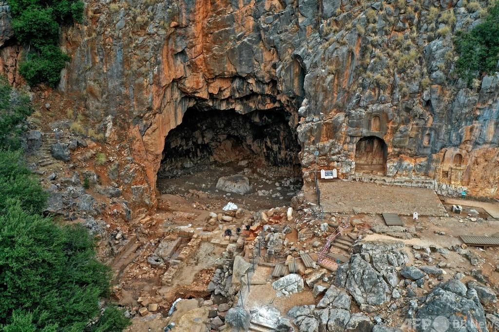 ダビデ王の同盟者のとりで発見 ゴラン高原