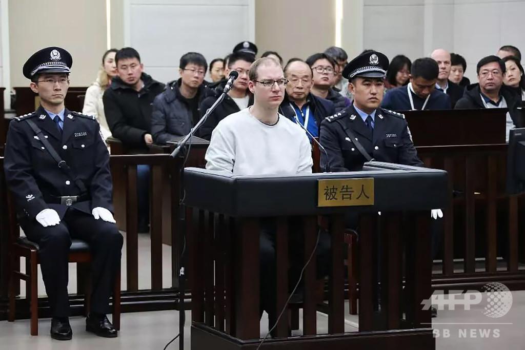 カナダ人への死刑判決めぐるトルドー首相発言、中国が「無責任」と批判
