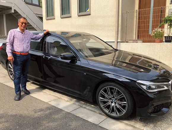 菰田 潔(写真/BMW740d(広報車)) 令和元年、新車はこの20台が欲しい!