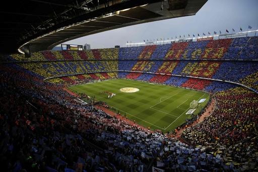 リーグ側がクラシコのマドリード開催要請、バルセロナの抗議デモ激化で