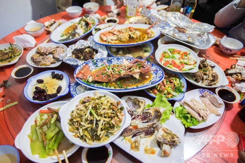 中国で食の浪費はいつ無くなるのか? 1回の食事で1人平均100gの食べ残し