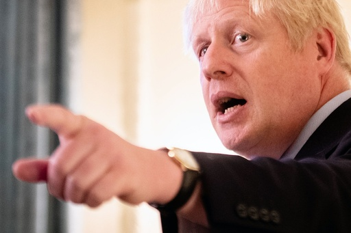 ジョンソン首相は「偽りの父」…英最高裁で議会閉会めぐる審理
