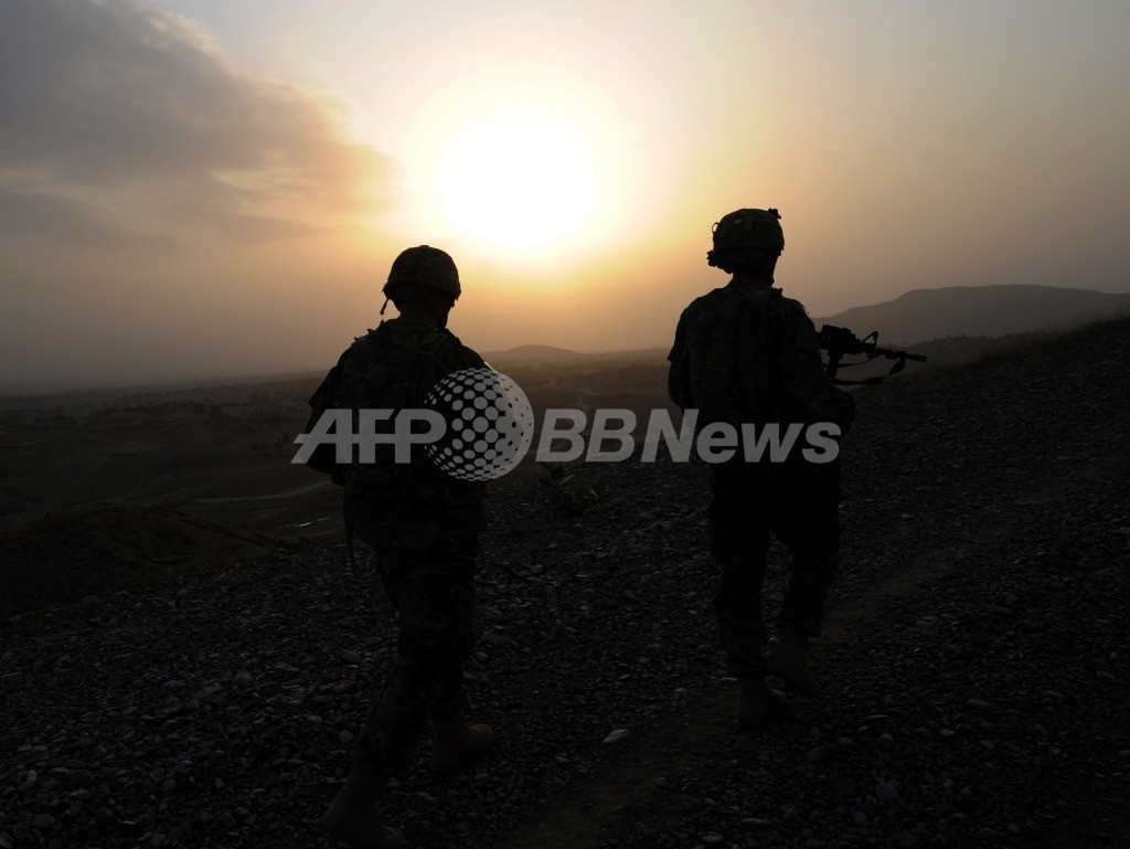 アフガン駐留米兵の「快楽殺人」事件、主犯格に終身刑