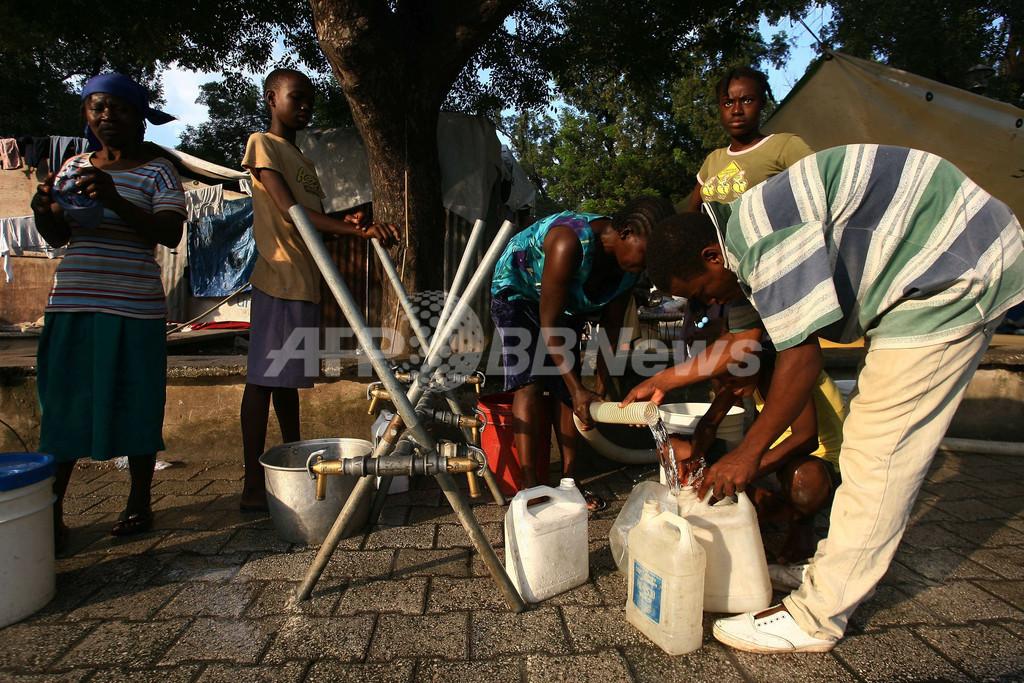 ドミニカ共和国でもコレラ患者確認、感染拡大に警戒