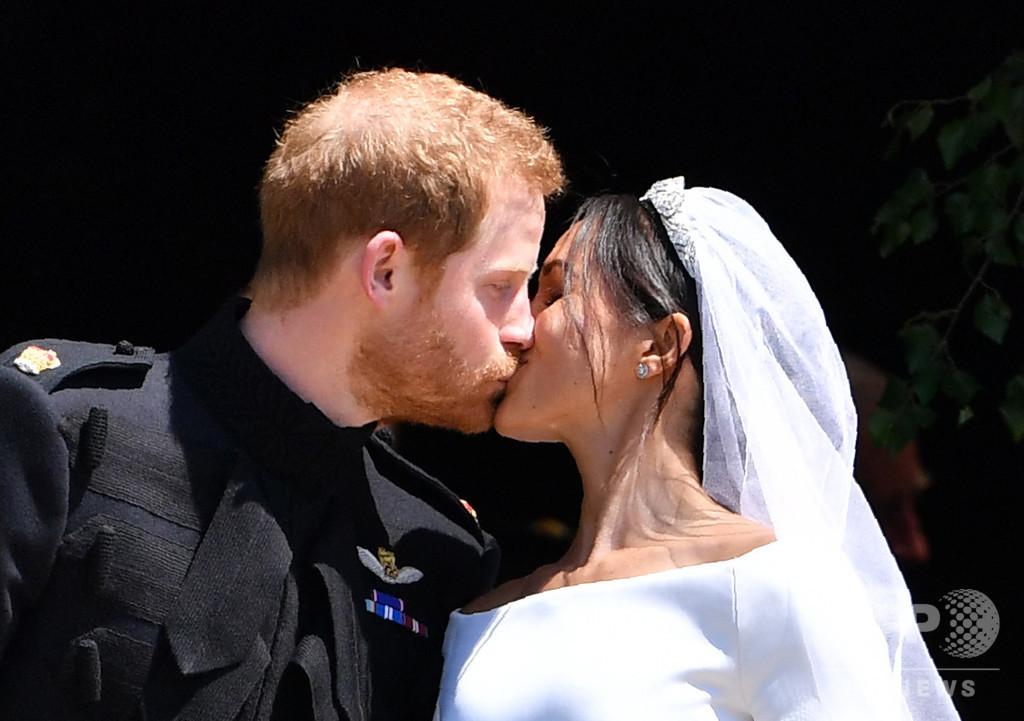 ヘンリー王子夫妻、おとぎ話から一転した結婚