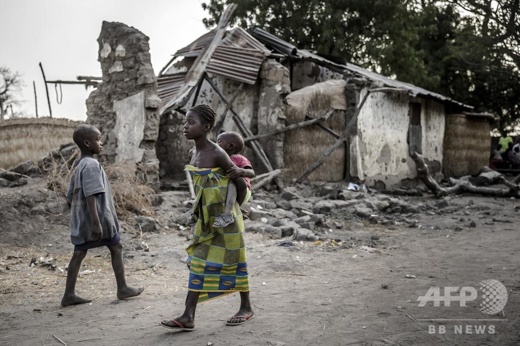 ナイジェリア農村部で襲撃激化、半年で死者1100人超 人権団体