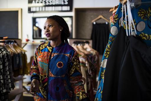 世界に向けて展開する南アフリカのファッション事業家たち